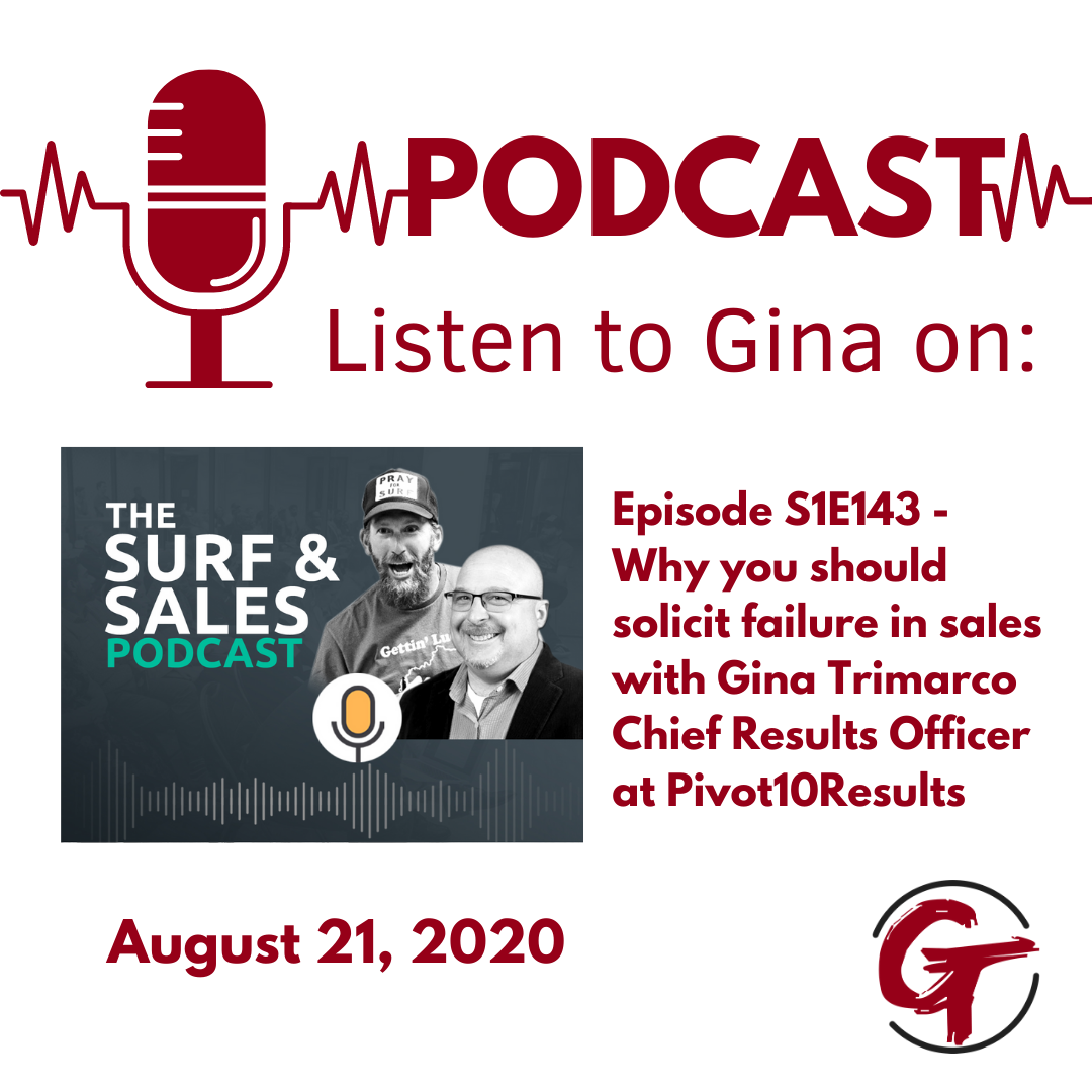 Surf and Sales Podcast