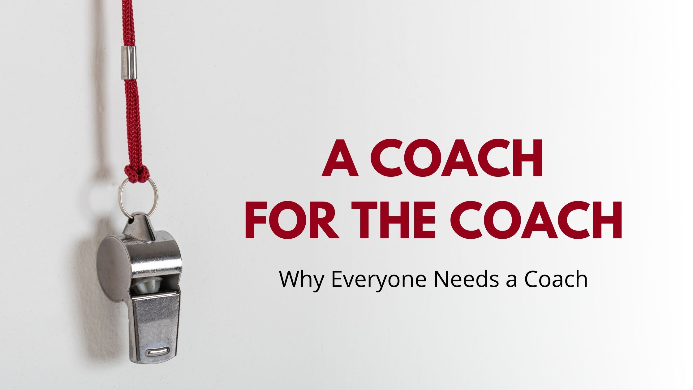 Reasons You Need a Business Coach